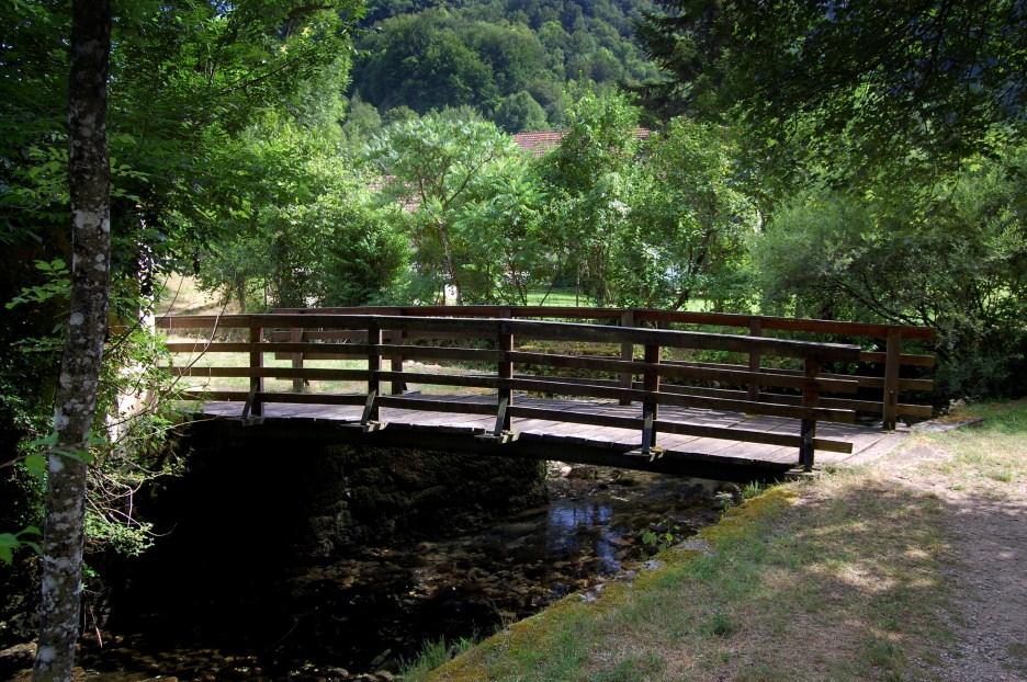 L Auberge des Ponts Cusance, Doubs